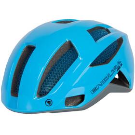 Endura Pro SL Helmet with Koroyd neon-blau